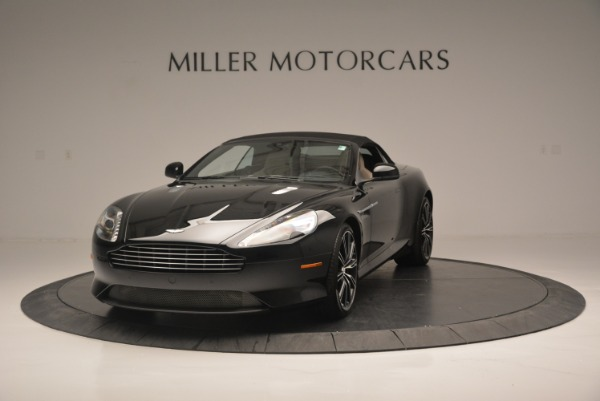 Used 2015 Aston Martin DB9 Volante for sale Sold at Aston Martin of Greenwich in Greenwich CT 06830 13
