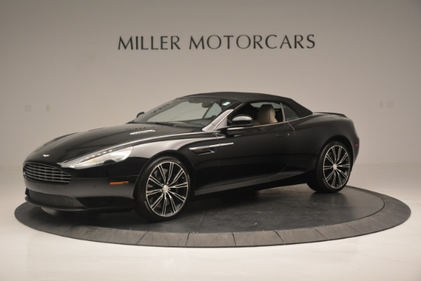 Used 2015 Aston Martin DB9 Volante for sale Sold at Aston Martin of Greenwich in Greenwich CT 06830 14