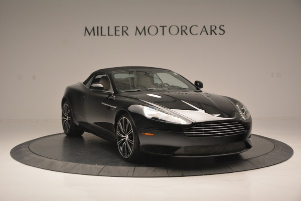 Used 2015 Aston Martin DB9 Volante for sale Sold at Aston Martin of Greenwich in Greenwich CT 06830 18