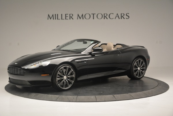 Used 2015 Aston Martin DB9 Volante for sale Sold at Aston Martin of Greenwich in Greenwich CT 06830 2