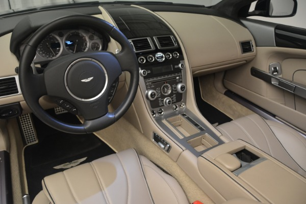 Used 2015 Aston Martin DB9 Volante for sale Sold at Aston Martin of Greenwich in Greenwich CT 06830 20