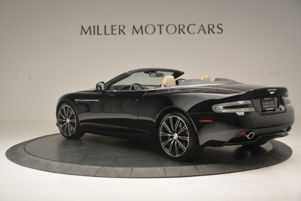 Used 2015 Aston Martin DB9 Volante for sale Sold at Aston Martin of Greenwich in Greenwich CT 06830 4