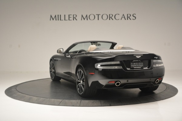 Used 2015 Aston Martin DB9 Volante for sale Sold at Aston Martin of Greenwich in Greenwich CT 06830 5
