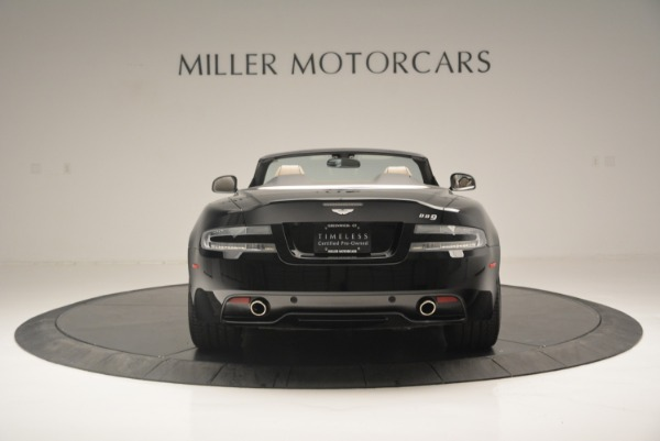 Used 2015 Aston Martin DB9 Volante for sale Sold at Aston Martin of Greenwich in Greenwich CT 06830 6