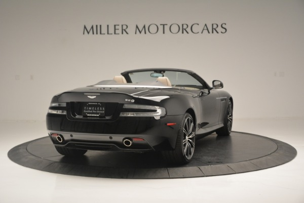 Used 2015 Aston Martin DB9 Volante for sale Sold at Aston Martin of Greenwich in Greenwich CT 06830 7