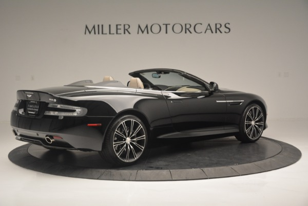 Used 2015 Aston Martin DB9 Volante for sale Sold at Aston Martin of Greenwich in Greenwich CT 06830 8