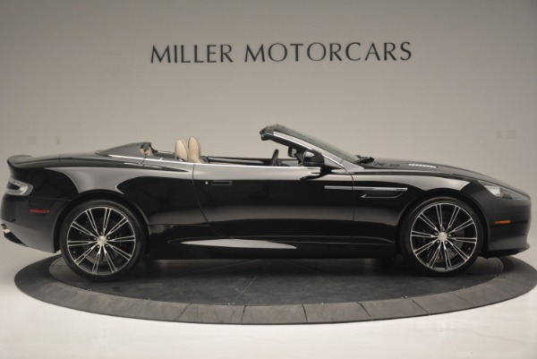 Used 2015 Aston Martin DB9 Volante for sale Sold at Aston Martin of Greenwich in Greenwich CT 06830 9