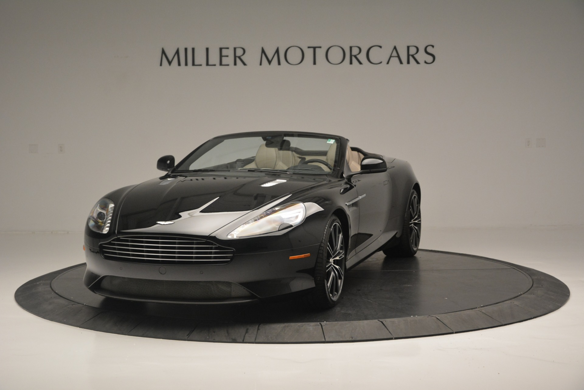 Used 2015 Aston Martin DB9 Volante for sale Sold at Aston Martin of Greenwich in Greenwich CT 06830 1