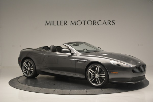 Used 2014 Aston Martin DB9 Volante for sale Sold at Aston Martin of Greenwich in Greenwich CT 06830 10