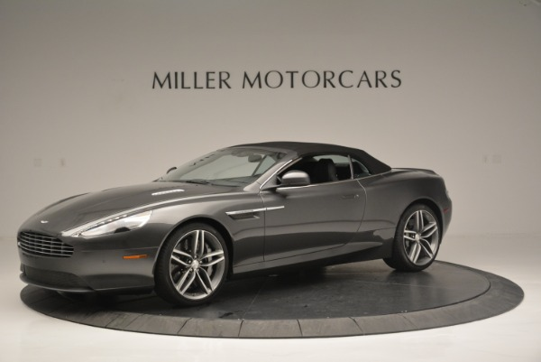 Used 2014 Aston Martin DB9 Volante for sale Sold at Aston Martin of Greenwich in Greenwich CT 06830 14