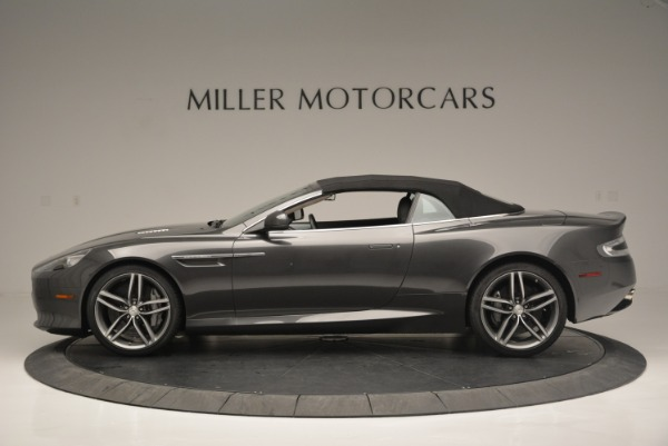 Used 2014 Aston Martin DB9 Volante for sale Sold at Aston Martin of Greenwich in Greenwich CT 06830 15