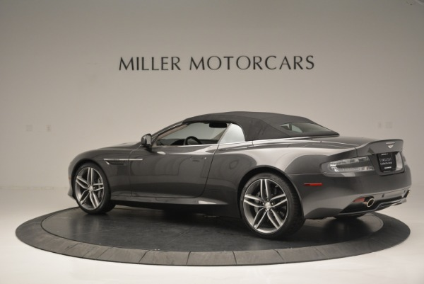 Used 2014 Aston Martin DB9 Volante for sale Sold at Aston Martin of Greenwich in Greenwich CT 06830 16