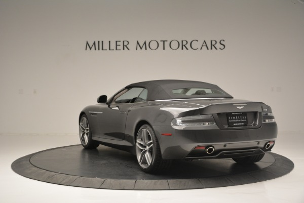 Used 2014 Aston Martin DB9 Volante for sale Sold at Aston Martin of Greenwich in Greenwich CT 06830 17