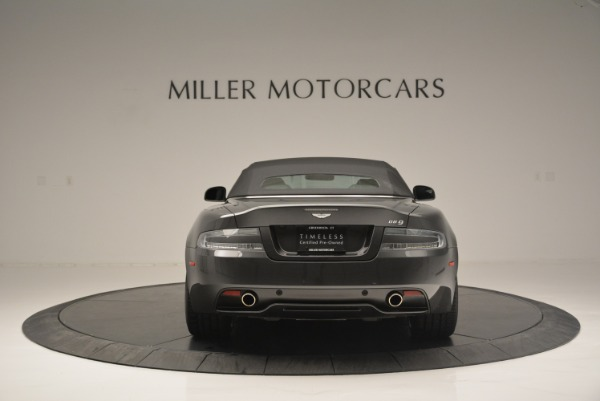 Used 2014 Aston Martin DB9 Volante for sale Sold at Aston Martin of Greenwich in Greenwich CT 06830 18
