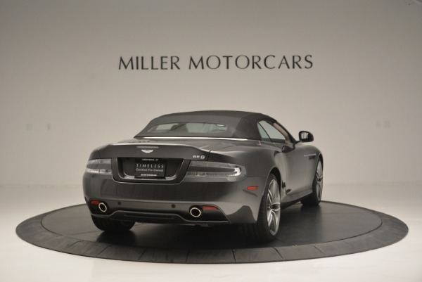 Used 2014 Aston Martin DB9 Volante for sale Sold at Aston Martin of Greenwich in Greenwich CT 06830 19