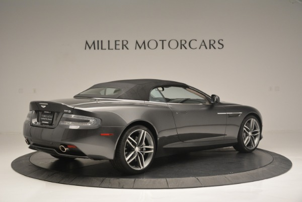 Used 2014 Aston Martin DB9 Volante for sale Sold at Aston Martin of Greenwich in Greenwich CT 06830 20