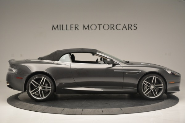 Used 2014 Aston Martin DB9 Volante for sale Sold at Aston Martin of Greenwich in Greenwich CT 06830 21