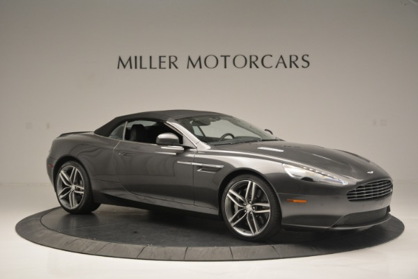 Used 2014 Aston Martin DB9 Volante for sale Sold at Aston Martin of Greenwich in Greenwich CT 06830 22
