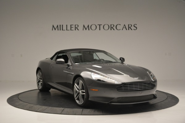 Used 2014 Aston Martin DB9 Volante for sale Sold at Aston Martin of Greenwich in Greenwich CT 06830 23