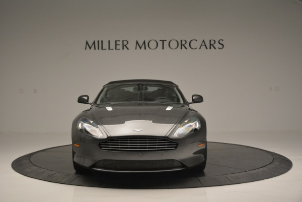 Used 2014 Aston Martin DB9 Volante for sale Sold at Aston Martin of Greenwich in Greenwich CT 06830 24