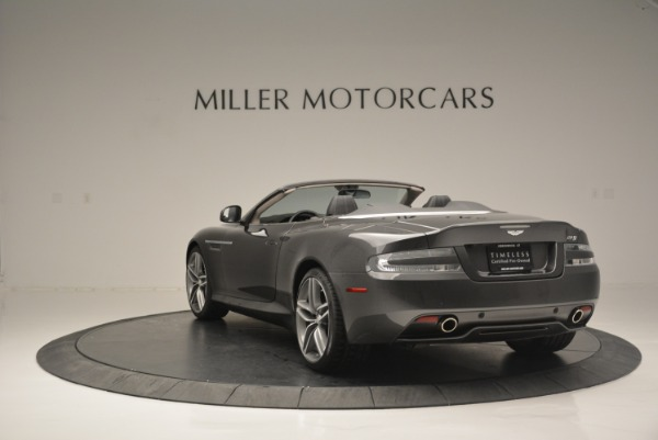 Used 2014 Aston Martin DB9 Volante for sale Sold at Aston Martin of Greenwich in Greenwich CT 06830 5