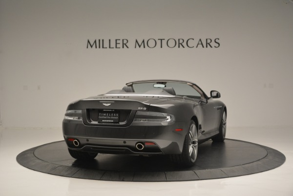 Used 2014 Aston Martin DB9 Volante for sale Sold at Aston Martin of Greenwich in Greenwich CT 06830 7