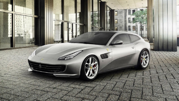 New 2020 Ferrari GTC4LussoT V8 for sale Call for price at Aston Martin of Greenwich in Greenwich CT 06830 1