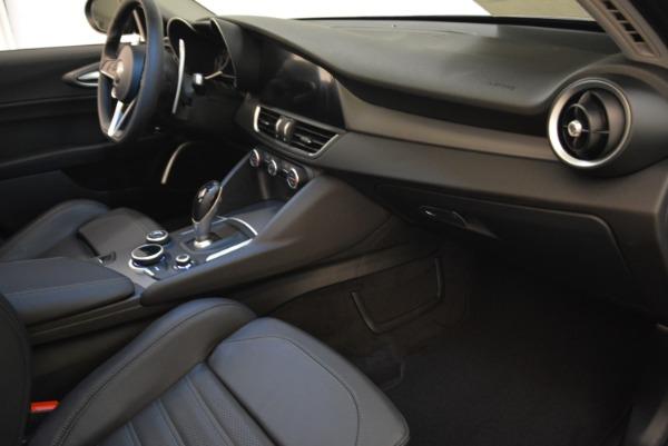 New 2018 Alfa Romeo Giulia Ti Sport Q4 for sale Sold at Aston Martin of Greenwich in Greenwich CT 06830 19