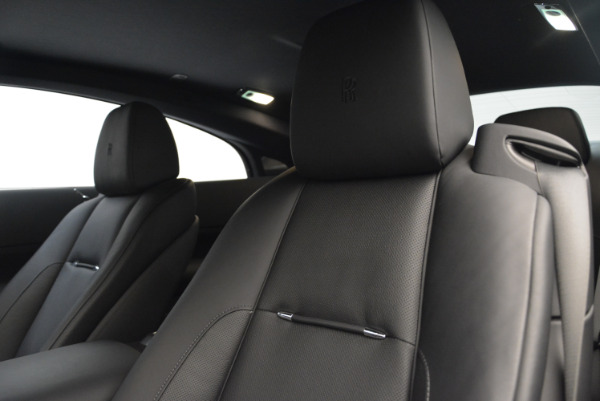 Used 2015 Rolls-Royce Wraith for sale Call for price at Aston Martin of Greenwich in Greenwich CT 06830 13
