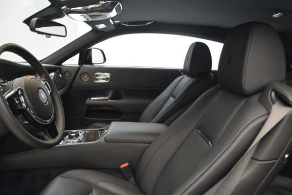 Used 2015 Rolls-Royce Wraith for sale Call for price at Aston Martin of Greenwich in Greenwich CT 06830 14