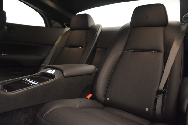 Used 2015 Rolls-Royce Wraith for sale Call for price at Aston Martin of Greenwich in Greenwich CT 06830 18