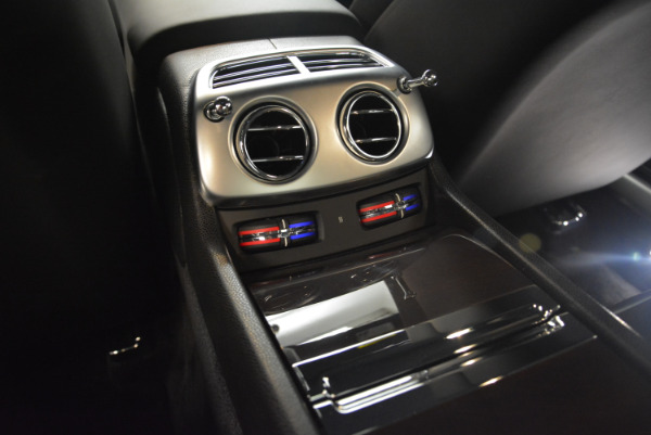 Used 2015 Rolls-Royce Wraith for sale Call for price at Aston Martin of Greenwich in Greenwich CT 06830 19