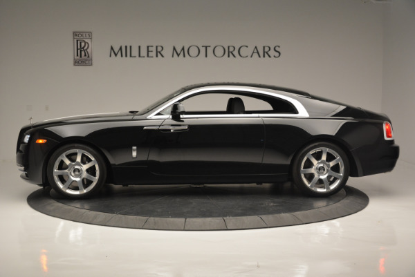 Used 2015 Rolls-Royce Wraith for sale Call for price at Aston Martin of Greenwich in Greenwich CT 06830 2