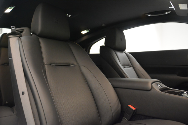Used 2015 Rolls-Royce Wraith for sale Call for price at Aston Martin of Greenwich in Greenwich CT 06830 21