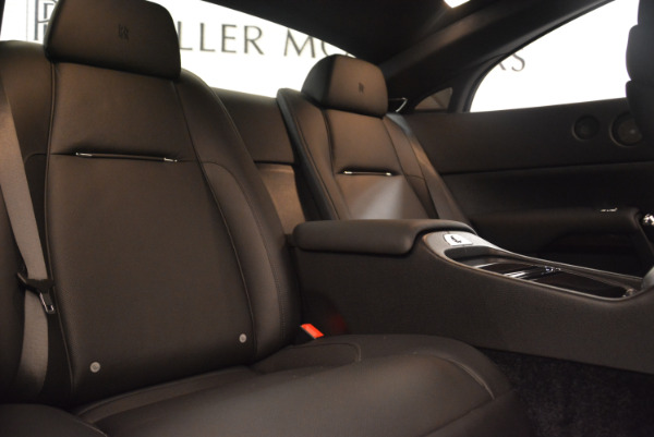 Used 2015 Rolls-Royce Wraith for sale Call for price at Aston Martin of Greenwich in Greenwich CT 06830 23