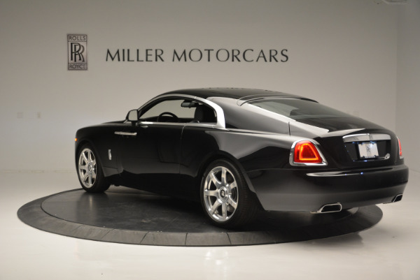 Used 2015 Rolls-Royce Wraith for sale Call for price at Aston Martin of Greenwich in Greenwich CT 06830 3