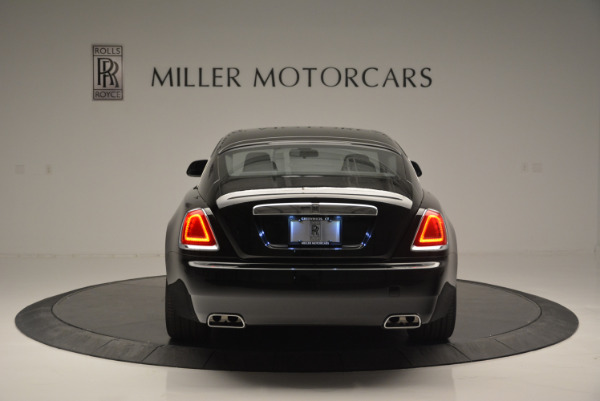 Used 2015 Rolls-Royce Wraith for sale Call for price at Aston Martin of Greenwich in Greenwich CT 06830 4