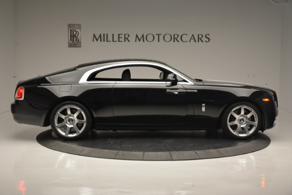 Used 2015 Rolls-Royce Wraith for sale Call for price at Aston Martin of Greenwich in Greenwich CT 06830 6