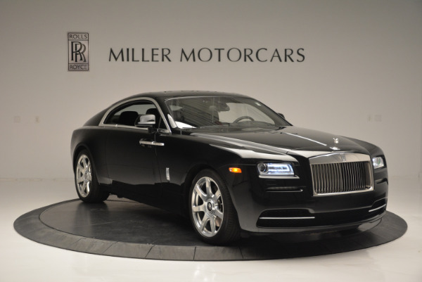 Used 2015 Rolls-Royce Wraith for sale Call for price at Aston Martin of Greenwich in Greenwich CT 06830 7