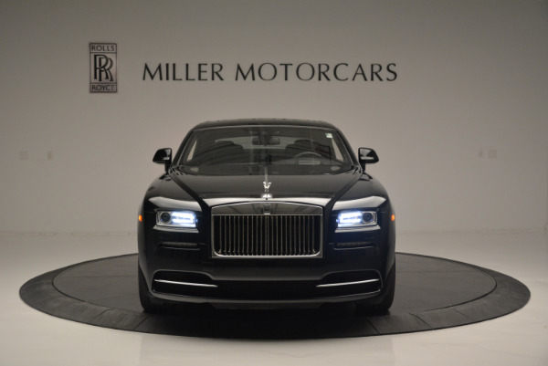 Used 2015 Rolls-Royce Wraith for sale Call for price at Aston Martin of Greenwich in Greenwich CT 06830 8