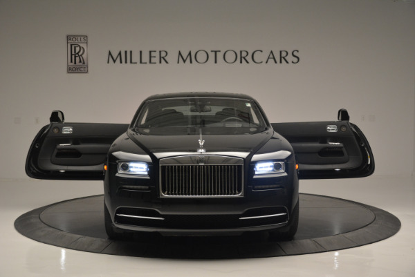 Used 2015 Rolls-Royce Wraith for sale Call for price at Aston Martin of Greenwich in Greenwich CT 06830 9
