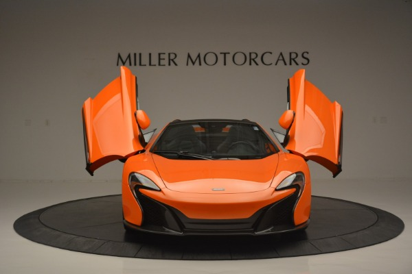 Used 2015 McLaren 650S Spider for sale Sold at Aston Martin of Greenwich in Greenwich CT 06830 13