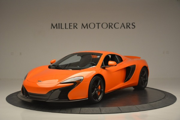 Used 2015 McLaren 650S Spider for sale Sold at Aston Martin of Greenwich in Greenwich CT 06830 15