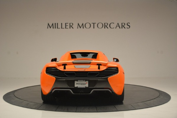 Used 2015 McLaren 650S Spider for sale Sold at Aston Martin of Greenwich in Greenwich CT 06830 18