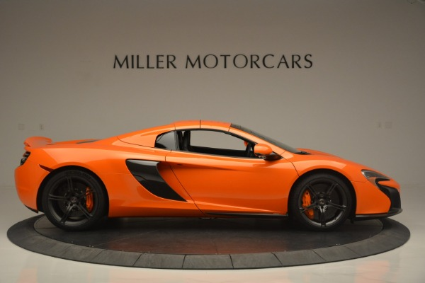 Used 2015 McLaren 650S Spider for sale Sold at Aston Martin of Greenwich in Greenwich CT 06830 20