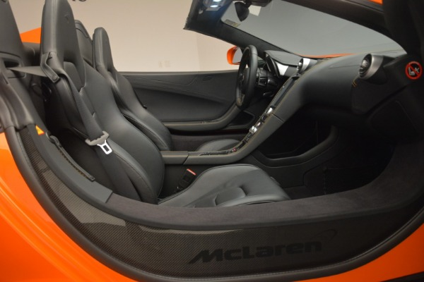 Used 2015 McLaren 650S Spider for sale Sold at Aston Martin of Greenwich in Greenwich CT 06830 26