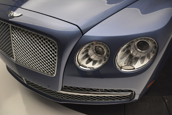 Used 2015 Bentley Flying Spur W12 for sale Sold at Aston Martin of Greenwich in Greenwich CT 06830 15