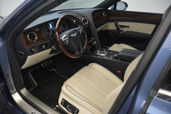 Used 2015 Bentley Flying Spur W12 for sale Sold at Aston Martin of Greenwich in Greenwich CT 06830 19