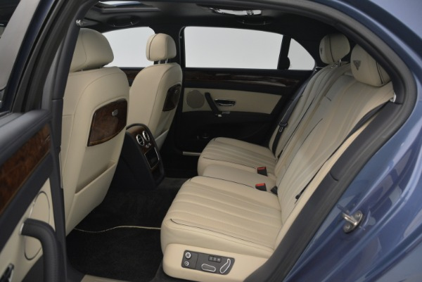 Used 2015 Bentley Flying Spur W12 for sale Sold at Aston Martin of Greenwich in Greenwich CT 06830 28