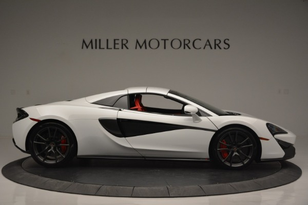 Used 2018 McLaren 570S Spider for sale Sold at Aston Martin of Greenwich in Greenwich CT 06830 19